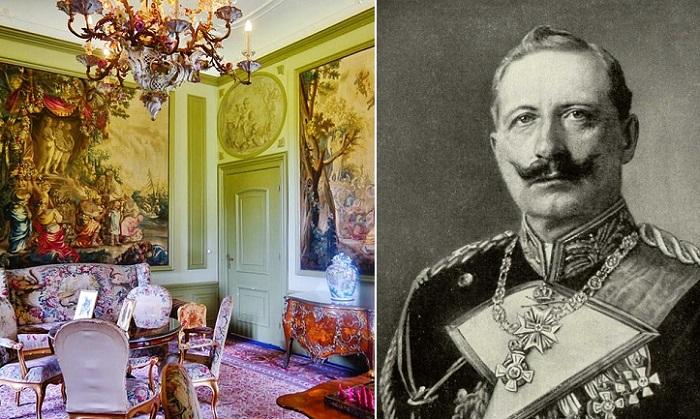 Немецкий кайзер Вильгельм II. | Фото: fiveminutehistory.com.