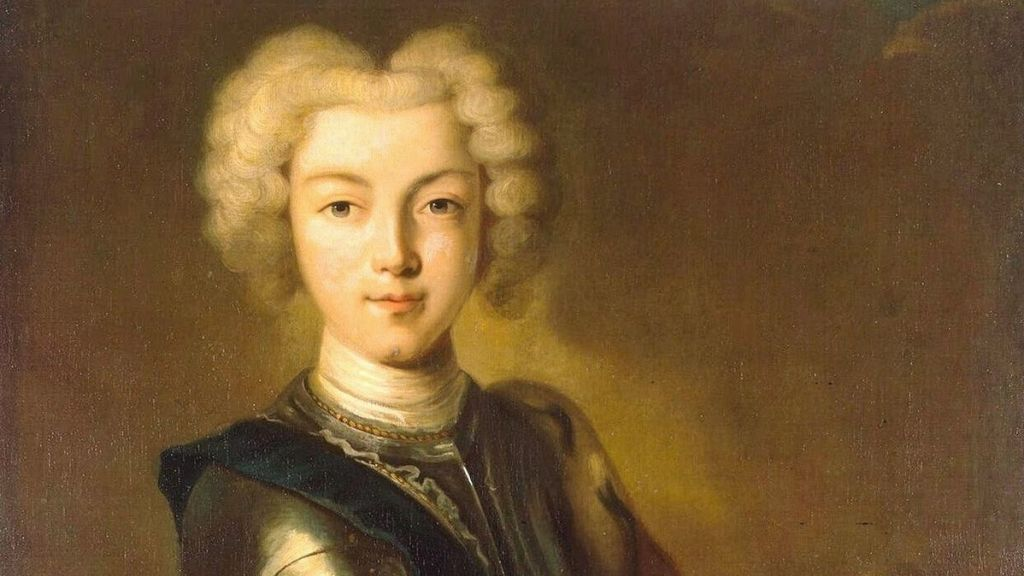 Правление императора Петра II